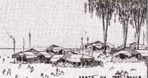 Sketsa F.L.Wright
