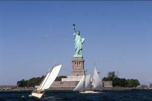 Patung Liberty, Amerika Serikat