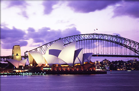 Sidney Opera House, karya Jorn Utzon
