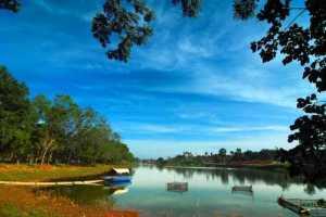 Situ Gintung, Banten