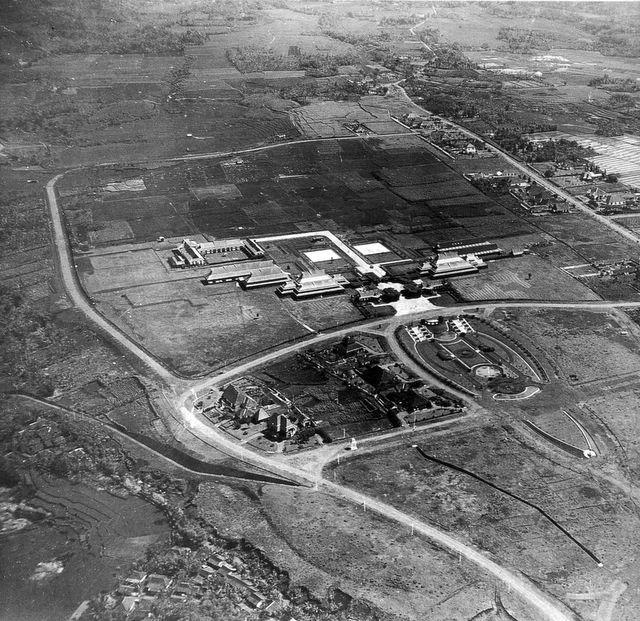 Kompleks ITB, tahun 1925.