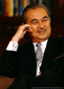 Ahmad Badawi, mantan PM Malaysia.