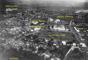 Bandung jaman Belanda, sekitar BIP, Jl.Merdeka