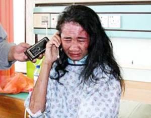 Siti Hajar dengan luka2nya, lahir batin.