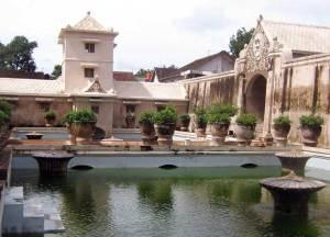Taman Sari, Keraton Yogya.