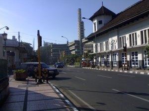 Jl Asia Afrika, Bandung