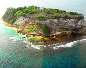 Pulau Batek yang sempat diklaim Timor Leste