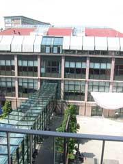 Departemen arsitektur