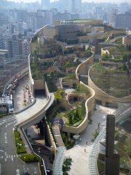 Green Mall, Jepang. Model green architecture di luar negeri.