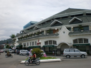 Hotel Ambacang, before.