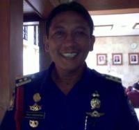 Prijo Soebadiono, kepala Diskar Bandung.