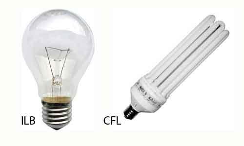 Pilih bohlam atau neon ? CFL bisa mengurangi tagihan listrik. Apalagi