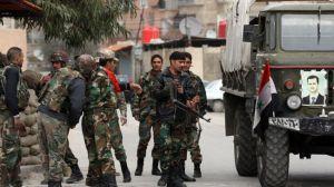 Pasukan Suriah