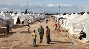 Pengungsi suriah mencapai lebih 122 ribu di lebanon dan yordania