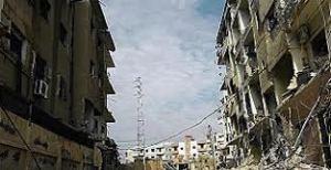 Suriah hancur