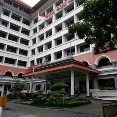 Gedung Wahana Bakti Pos di Jalan Banda no.30 72027e79c0